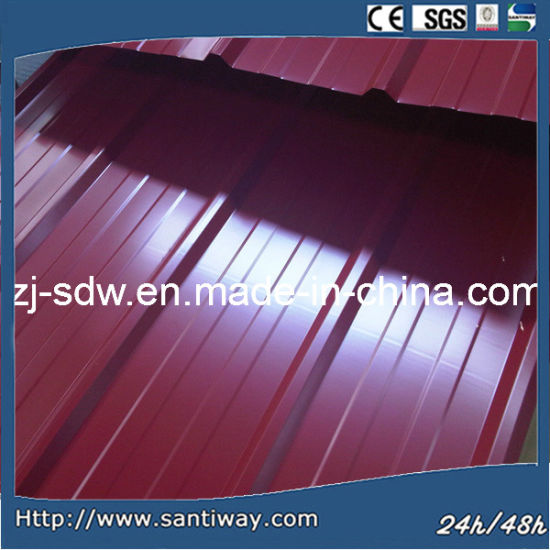 Metal Roofing Sheet with ISO & CE Certificate