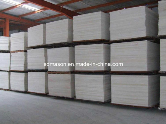 Non-Asbestos MGO Wall Panel Building Materials pictures & photos