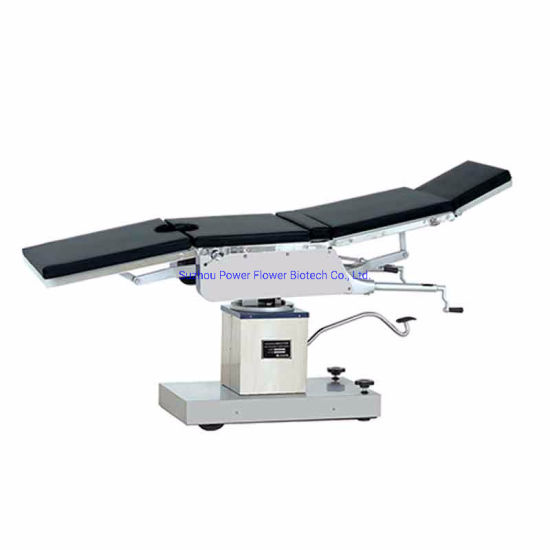 Rh-Bh123 Hospital Equipment Multifunction Operating Table