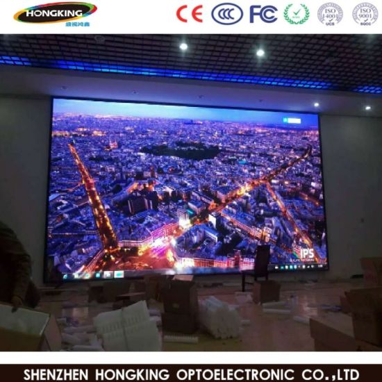 HD Full Color Indoor P2 P2.5 P3 P4 P5 P6 LED Module Soft Flexible LED Display