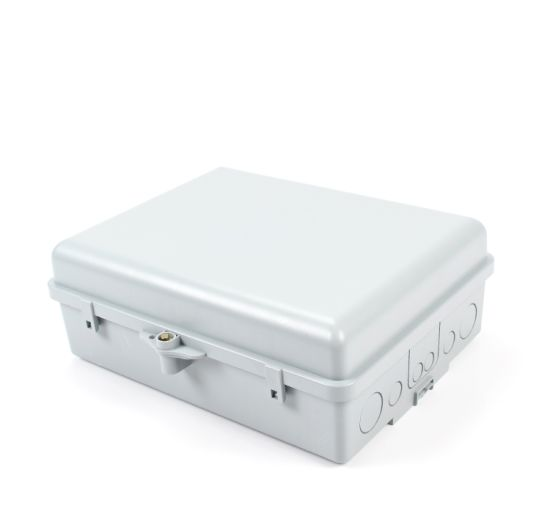 Chinese Outdoor IP65 Waterproof 8 12 16 24 Core FTTH Fiber Optic Termination Distribution Box