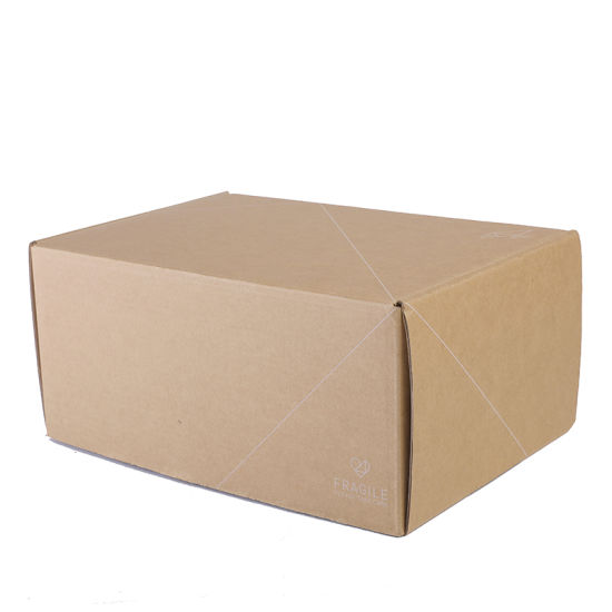 Wholesale Custom Fancy Design Corrugated Paper Card Board Packaging Box for Fruits