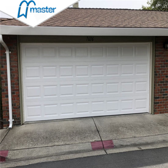 China 16x8 Most Popular Sectional, How Much Is A 16 X 8 Garage Door