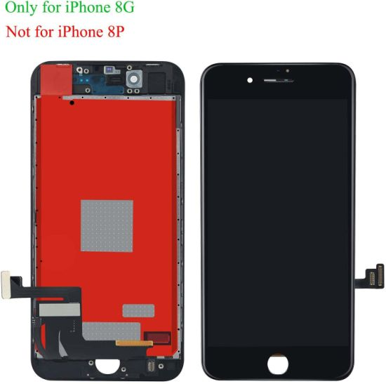 Mobile Phone LCD for iPhone 8g LCD Display+Touch Screen+Digitized Assembly for iPhone 8g Repair