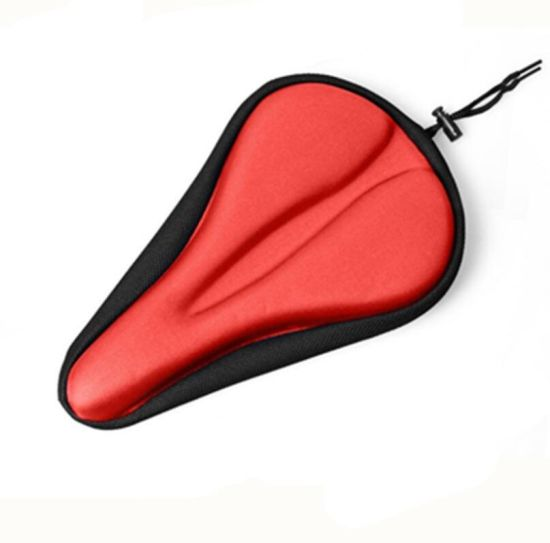 Gel Bicycle Saddle Cover, Seat Cover pictures & photos