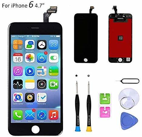 Mobile Phone LCD Hot Sell Repair for Replacing The Existing Damaged, Cracked or Dead Pixels LCD Screen for iPhone 6/6g