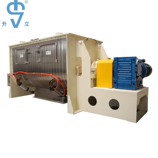 High Efficient Ribbon Screw Mixer for Animal Feed