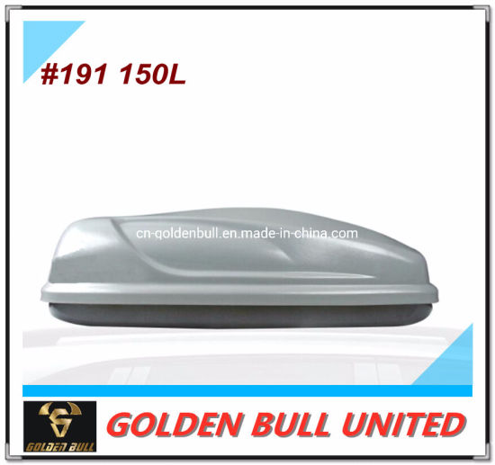 Fashion and Popular 150L Car Roof Box Roof Luggage Box