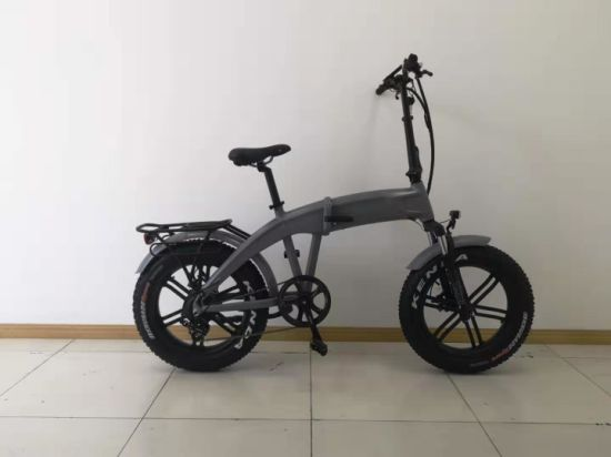 Cheap Electric Pocket Bike/Folding Electric Bicycle 20inch OEM China