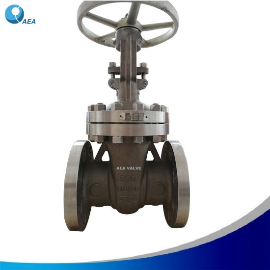 Corrosion Resistant Nickel Alloy Inconel 600 Inconel 625 N06600 N06625 A494 Cy40 Cw6mc Bolted Bonnet Flanged End Gate Valve Globe Valve Check Valve Ball Valve pictures & photos