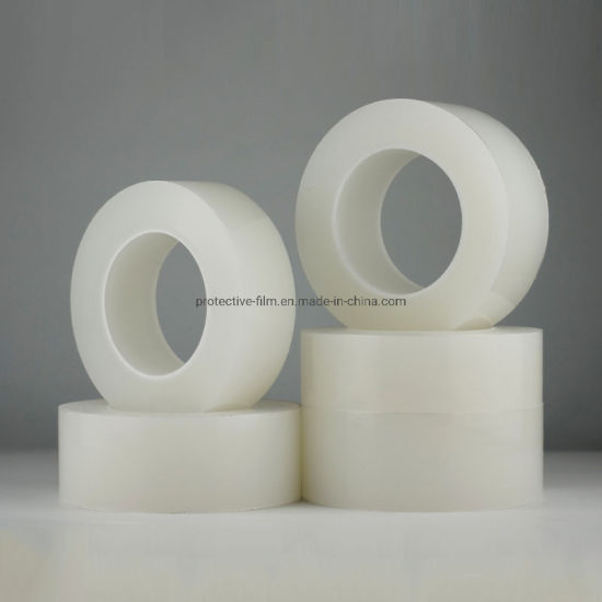 Transparent Touch Screen Adhesion Pet Furniture Protective Film Tape for Glass
