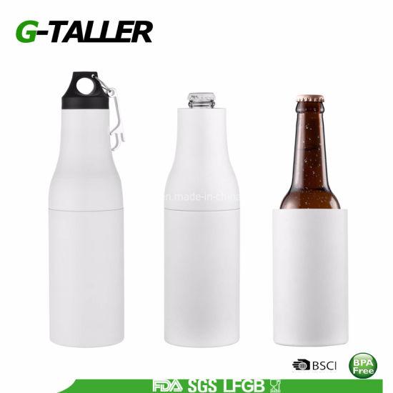 12oz Long Neck Beer Bottle Holder Beer Koozie Beverage Cooler Keep It Ice Cold
