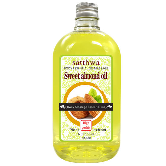 Private Label Factory Wholesale 100% Sweet Almond Oil