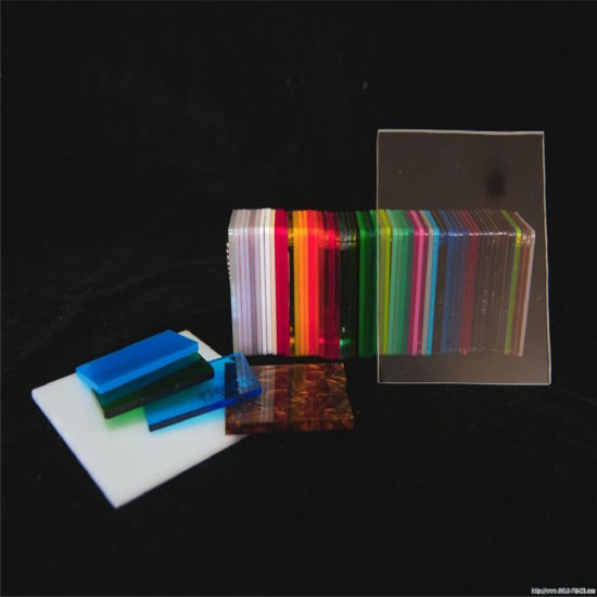 China PMMA Color Acrylic Sheet/Colored PMMA Sheet/Colored Plexiglass ...