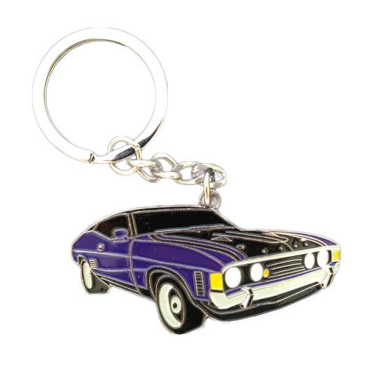 Factory Price Custom Soft Enamel Keychain/Hard Enamel Key Chain