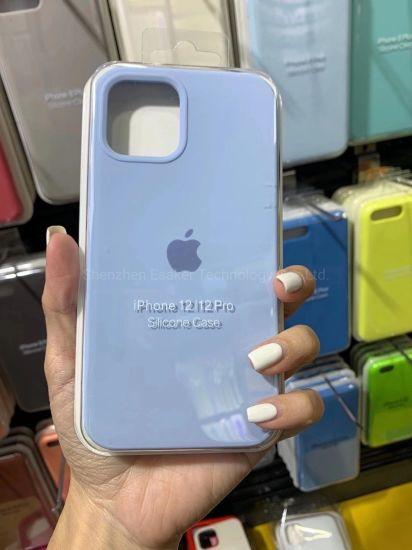 Original Quality Factory Price Wholesale Mobile Phone Accessories Original Silicone Phone Case for iPhone 12 12 Mini/PRO Max
