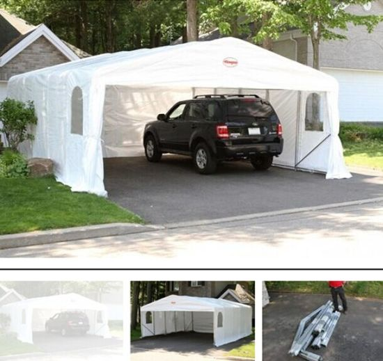 Outdoor Car Storage >> China Warehouse Storage Outdoor Car Shelter Storage Carport