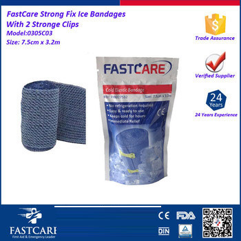 Pain Relief Elastic Cold Bandages