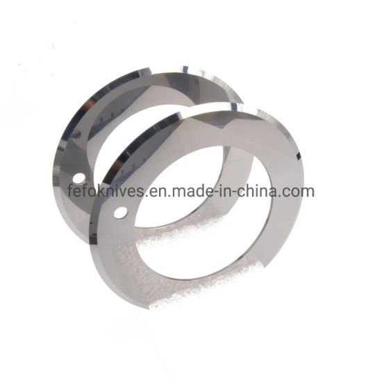 China Wholesale Cutting Blades Slitting Knives Circular Cutter Saw Blade Trimmer