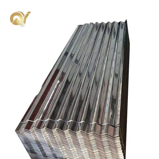 Color Coated Metal Corrugated Galvanized Tin Roofing Sheet for Africa Market