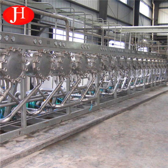China Fully Automatic Industrial Cassava Processing Machine
