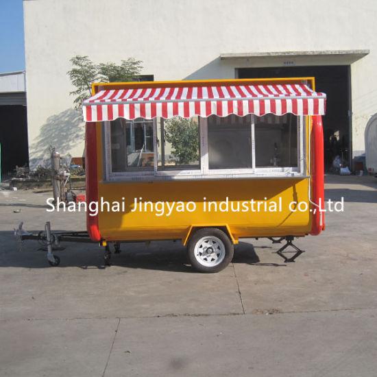 Hot Sales Best Quality Ice Cream Sandwich Waffle Donut Fryer Food Truck