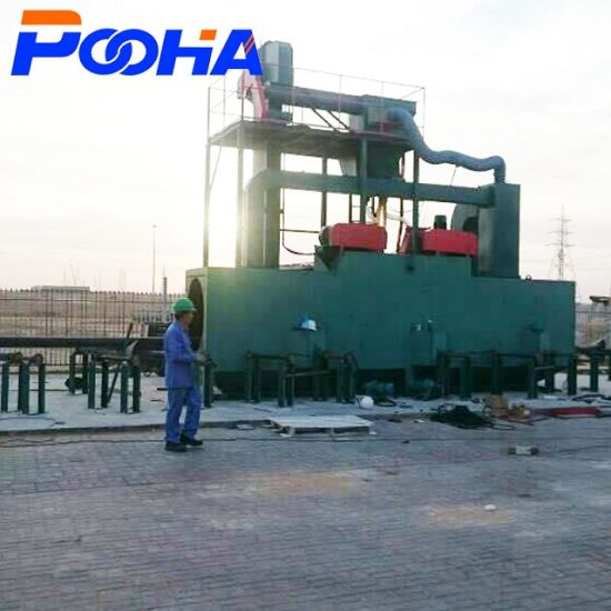 Steel Pipe Shot Blasting Machine Sand Cleaning Machine pictures & photos