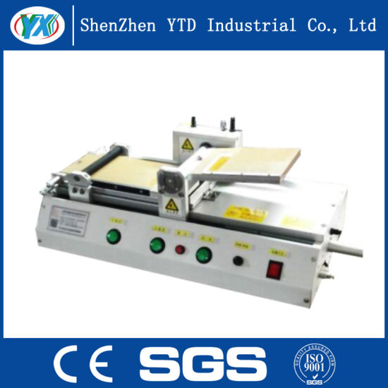 Fast Speed Cold Laminating Machine for Mobile Phone Glass Protector