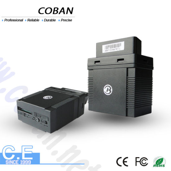China Coban Car OBD II GPS Tracker with Mileage Report - China Car