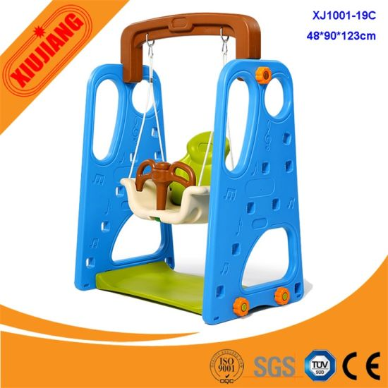 Small Size Kids Garden Swing for Amusement Park Playground