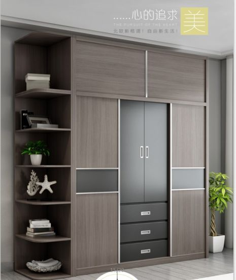 Hot Products by Home Bedroom Furniture Wardrobe (WD-1226) pictures & photos