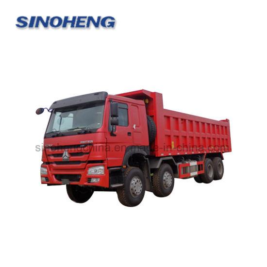 Sino Truck HOWO 8X4 Dump Truck