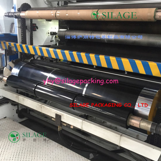 Hot Sale Black LLDPE Silage Wrap Film Manufacturer pictures & photos