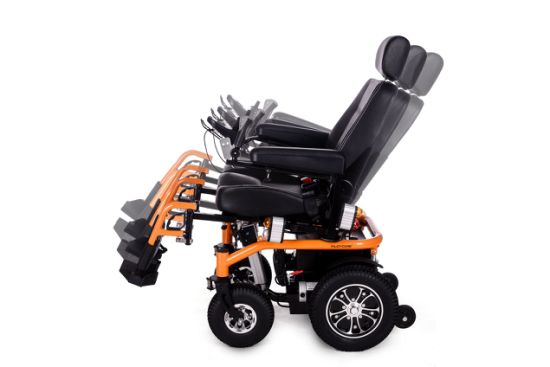 Newest Electric Power Wheelchair Epw68s-L pictures & photos