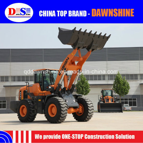 Your Dependable Partner-Widely Used Loader for Sale 3 Ton Mini Loader pictures & photos