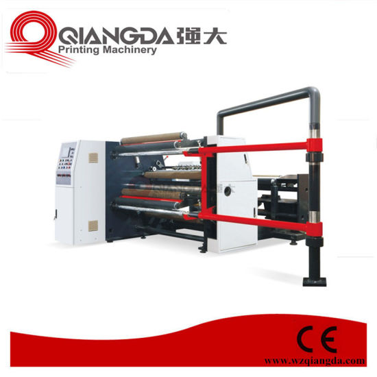 Automatic High-Speed Slitter Rewinder (FHQE)