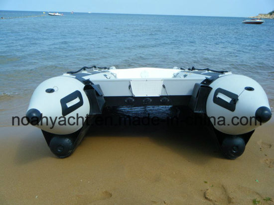 0.9mm-1.2mm PVC High-Speed Inflatable Boat / Fishing Boat /Rib/ Rescue Boat for Sale pictures & photos