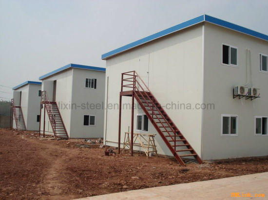 Affordable Prefabricated House and EPS Home pictures & photos