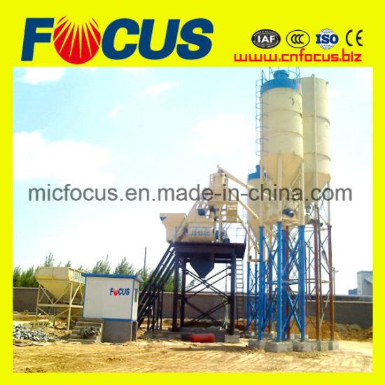 Hzs75 Modular Concrete Mixing Machine