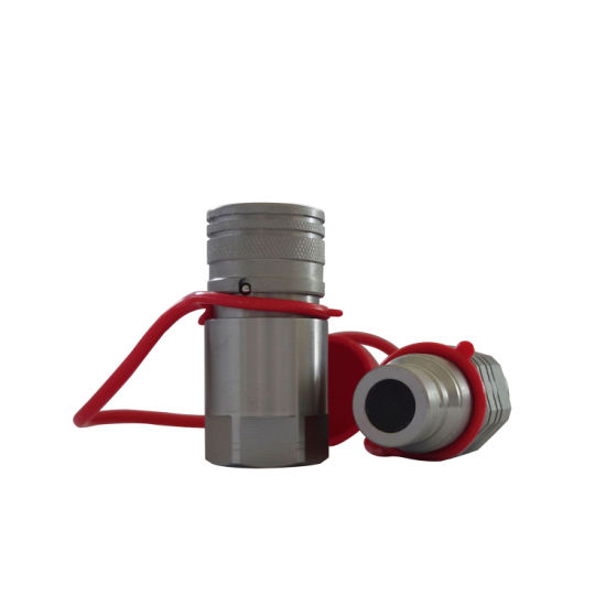 Flush Face Couplers Hydraulic Quick Coupling Hose Connector
