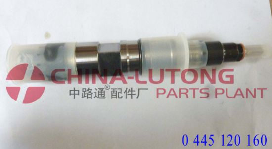 Common Rail Injector 0445120 160   (with nozzle DLLA150P1826  F00RJ02035) Yuchai 6mg pictures & photos