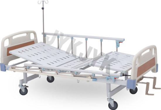 Two-Function Manual Care Hospital Bed
