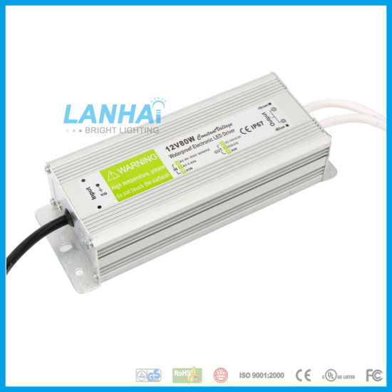 china 12v 80w 6 65a ip67 waterproof led driver ac dc adaptor outdoor12v 80w 6 65a ip67 waterproof led driver ac dc adaptor outdoor transformer switch power supply