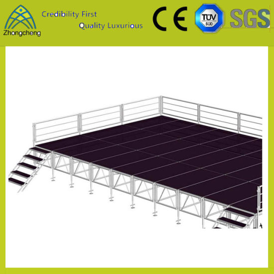 Portable Stage Performance Display Flexible Stage