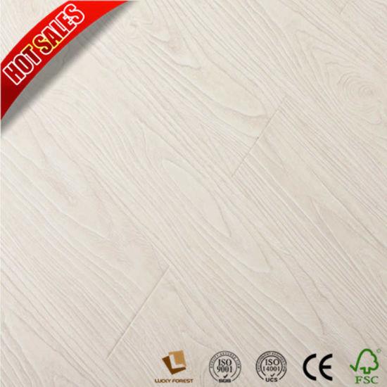 China Surface Source Laminate Flooring White Oak On Sale China