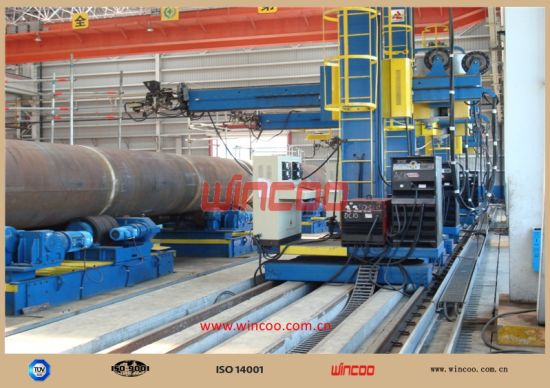 China Pressure Vessle Welding Machine/ Automatic Pipe