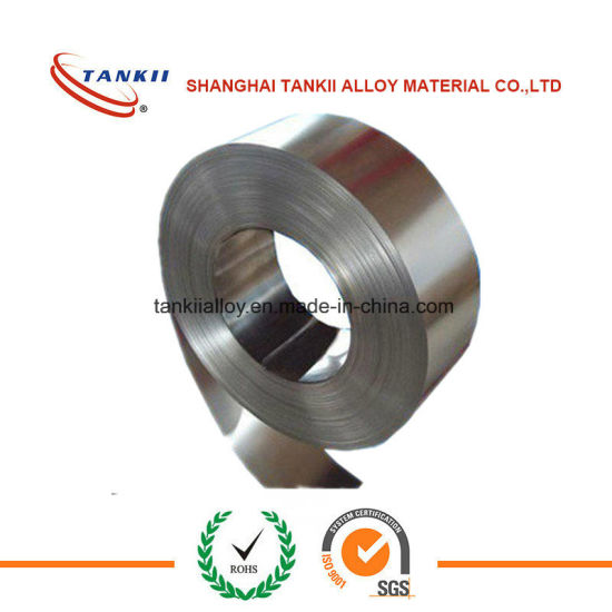 Nichrome Alloy Strip NiCr6015 for Industrial Furnace pictures & photos