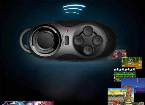 Multifunction Bluetooth V3.0 Vr Game Controller with Self-Timer Function pictures & photos