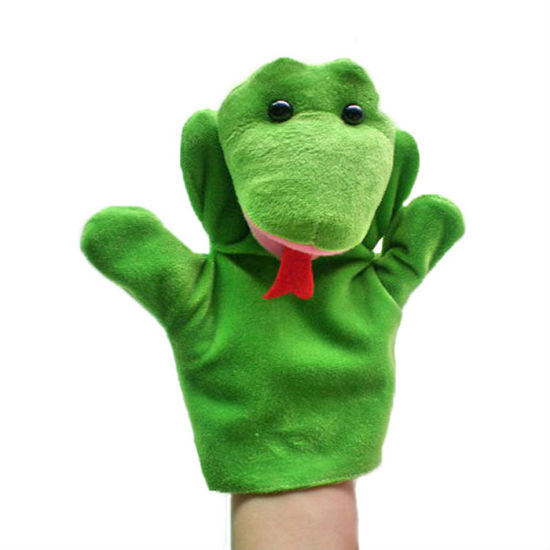 Children Hand Puppet Snake Puppet for Sale pictures & photos
