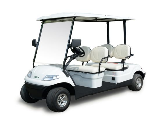 New Product Battery 4 Seater Golf Cart